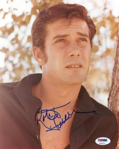 Robert Fuller Signed Authentic Autographed 8x10 Photo (PSA/DNA) #U99153
