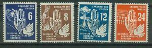 DDR-276-279-o-Tagesstempel-Frieden