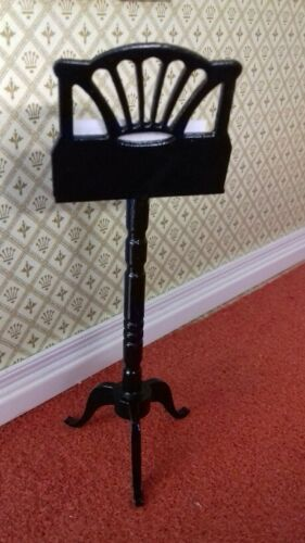 1:12th Scale Dolls House Music Stand 566