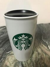 Starbucks2016 Double Wall Travel Mug Tumbler 12 OZ Ceramic