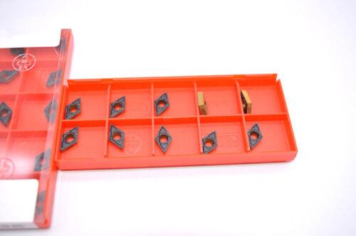 PM alloy carbide inserts for steel 10pcs PM 4225  DCMT21.51 DCMT070204
