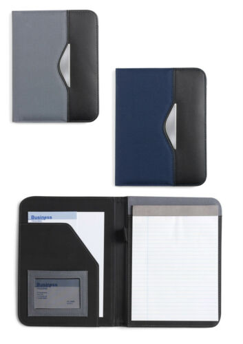 Block DIN A5 Schreibmappe incl Praktische Dokumentenmappe NEU