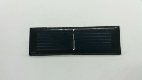 10x EDUCATIONAL 0.5V250MA MONOCRYSTALLINE  SOLAR PANELS