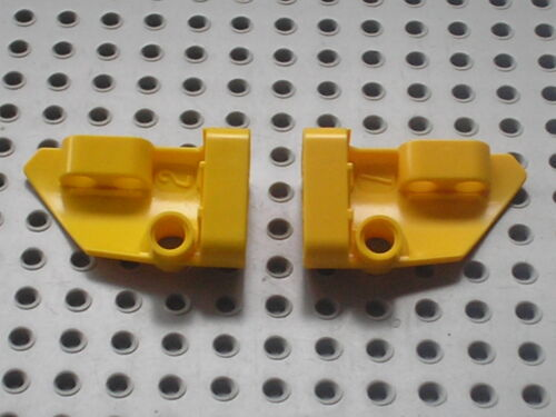 LEGO Technic Yellow Panel Fairing 1 /& 2 ref 87080 /& 87086 8043 8053 8109 42009