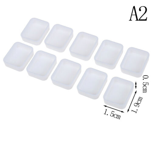 10Pcs Water Colour Artist Empty Pan Full For Watercolour Paint IY