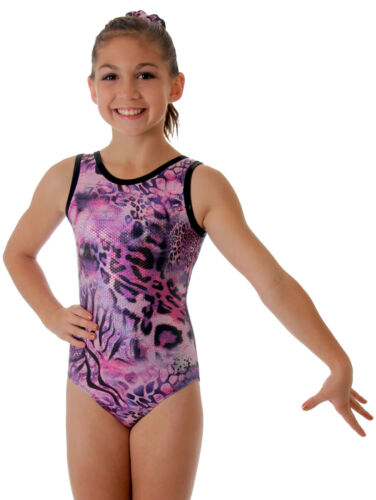 NEW Amethyst Gymnastics or Dance Leotard by Snowflake Designs