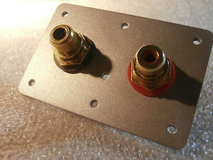 RCA-KIT-GIRADISCHI-PIATTO-DIY-THORENS-GARRARD-DUAL-REGA-RCA-CONVERTION-KIT