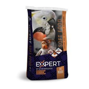 Pâte molle universelle Witte Molen Expert avec insecte pour oiseaux et perroquets 10kg 8711304617109