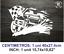 4x4-OFFROAD-TT153-2-OFF-ROAD-TODOTERRENO-COCHE-SALPICAR-Vinilo-Sticker-Vinyl miniatura 3