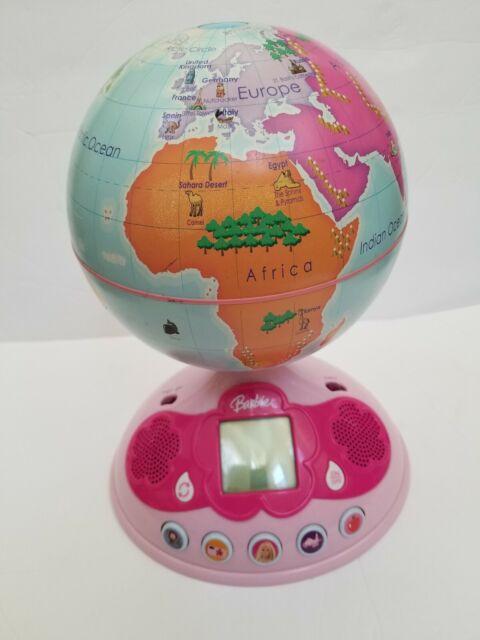 Barbie Oregon Scientific Interactive Educational Child/Kid ...