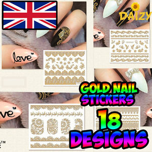 NAIL-ART-3D-STICKERS-3D-GOLD-NAIL-STICKERS-FLORAL-LACE-NAIL-STICKERS-18-DESIGN