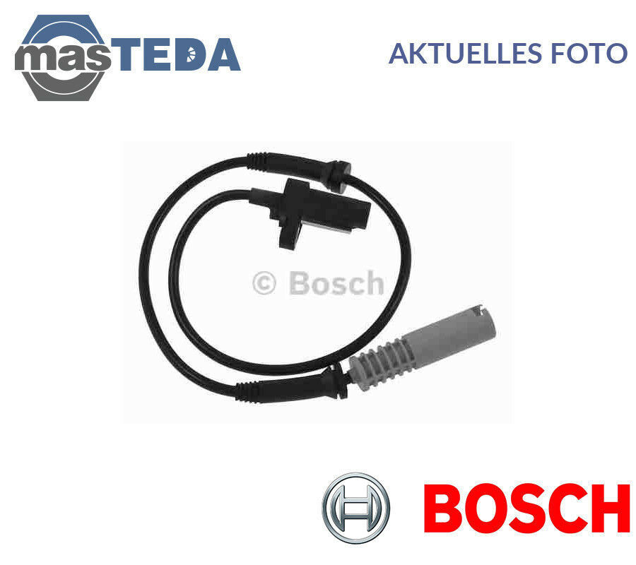 Original Bosch Raddrehzahlfühler 0 986 594 008