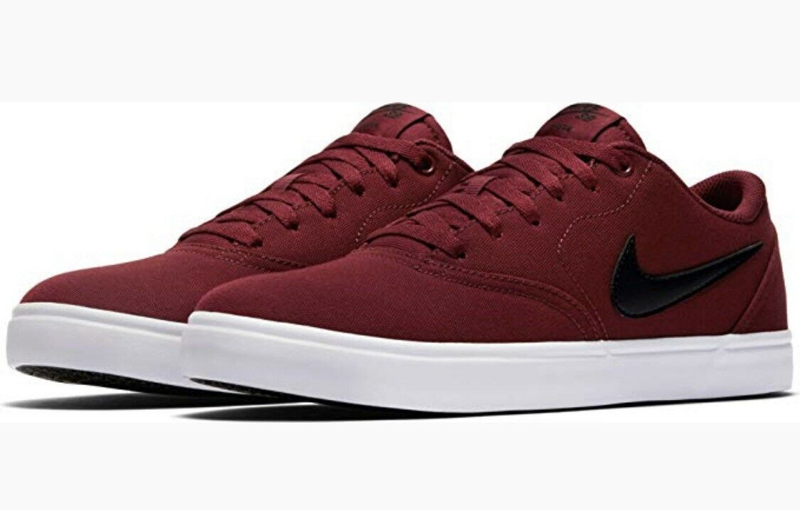 New NIKE SB Check Solar Canvas Canvas Canvas Sneakers shoes Mens 9 Womens 10.5 NEW IN BOX fc36f3