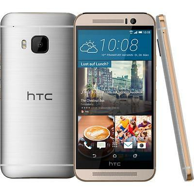 HTC One M9 (Prime Camera Edition) 16 GB Gold/Silber