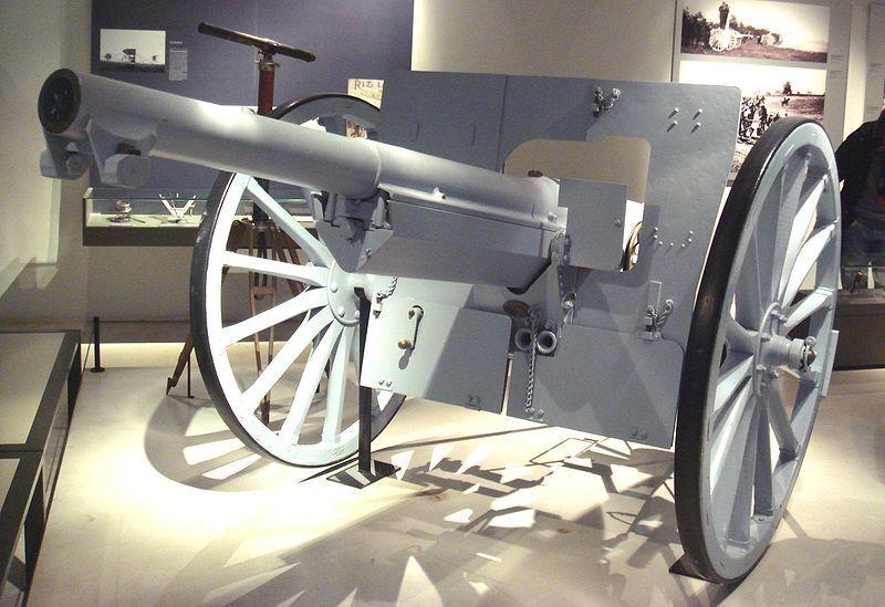 1 35 French Canon de 75 Model 1897 w  limber Complete Resin Model Kit