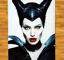 Angelina Jolie Beach Towel NEW Summer Maleficent Tomb Raider Salt Wanted