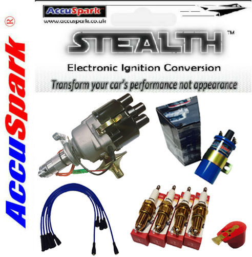 Overhall Ignition Kit MG Midget 1500 Complete AccuSpark Electronic Performance