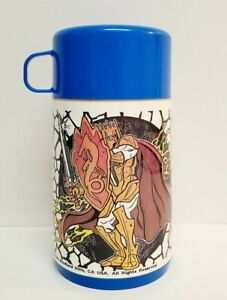 King-Arthur-and-the-Knights-of-Justice-Aladdin-Lunchbox-Thermos-1993