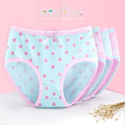 2 Stück Kinder Mädchen Unterhose Baumwolle Unterwäsche Gr.128-170