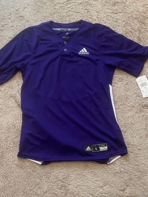 adidas Men'sdiamond King Elite Two-button Baseball Jersey Small ...