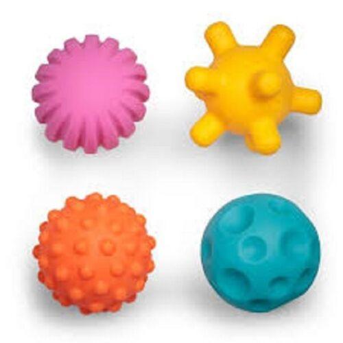 Forme et Sound Sensory Ball 29643 Rattle Shake Roll Texture stimule sens