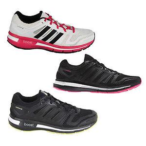 ADIDAS REVENERGY BOOST Mesh Womens Running Triners Size UK 5