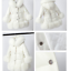 Kids-Girls-Winter-Quilted-Coat-Jacket-Puffer-Faux-Fur-Hooded-Long-Coat-New-Parka thumbnail 15