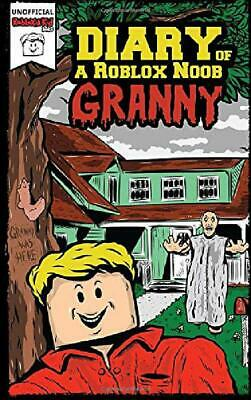Diary Of A Roblox Noob Granny Roblox Diary 1 9781718173248 Ebay