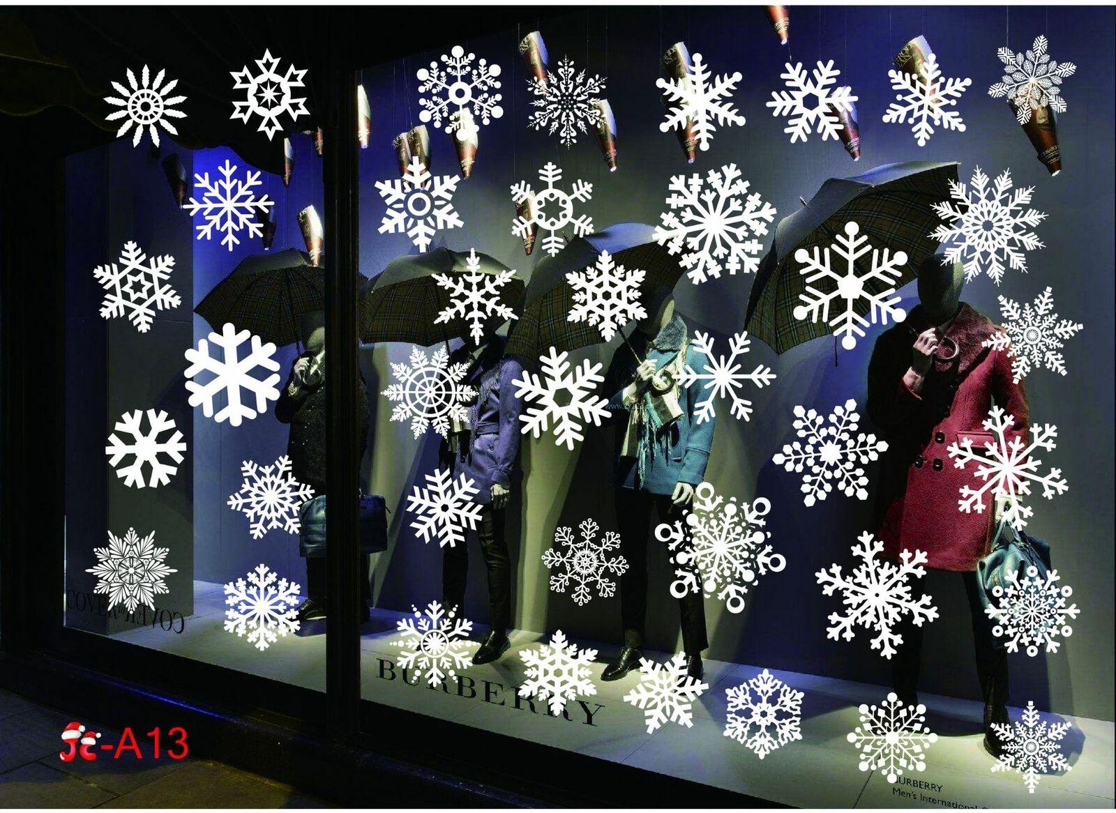 CHRISTMAS STICKERS SANTA SNOWMAN ORNAMENTS SHEET BEAUTIFUL STICKERS#SANTA28