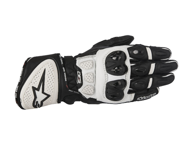Motorcycle gloves Gp Plus R Gloves Black Alpinestars