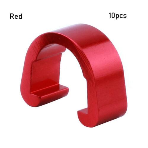 Brake Cable//Line Buckles C-buckle Clasps Derailleur Lines Case C Shape Clips