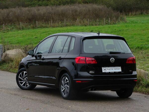 VW Golf Sportsvan 1,4 TSi 125 Sound DSG BMT - billede 4