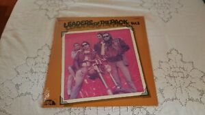 LEADERS OF THE PACK VOL 2 MINT SEALED LES 4050 LAURIE RECORDS