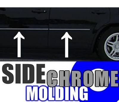 VW VOLKSWAGEN Chrome Universal Door Molding Trim all