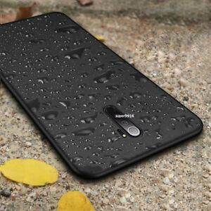Per-Xiaomi-Redmi-Note-8-7-OPACA-7A-SLIM-Pro-morbida-in-silicone-TPU-BACK-CASE-COVER