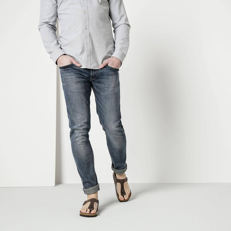 87ebd6834f10 Birkenstock Gizeh 743831 Size 39 L8m6 R Habana Oiled Leather Thong Sandals  for sale online