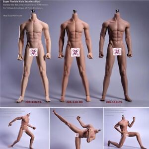 1-6-Male-Super-Flexible-Seamless-Body-Model-Toys-12-039-039-Action-Figure-JIAOU-DOLL