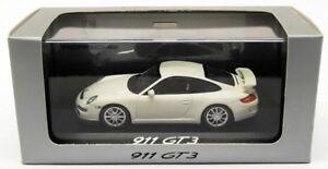 Minichamps 1/43 Porsche 911 Gt3 Blanc Promo Wap 020 120 16