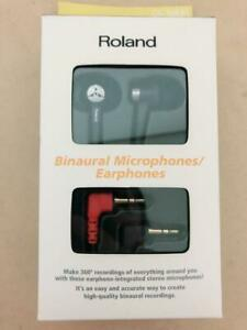 Roland-Binaural-Microphone-Earphone-CS-10EM