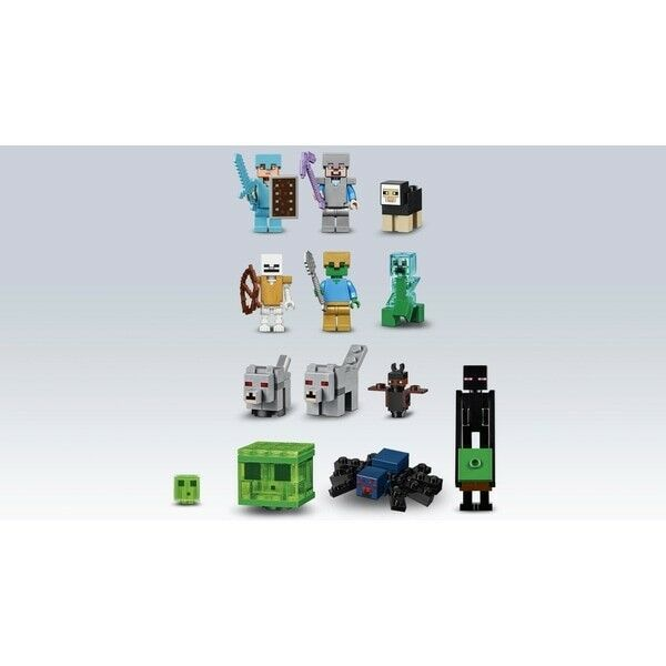 LEGO Minecraft La Caverna  21113