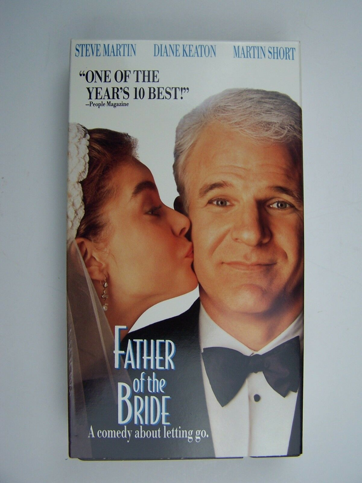 Father of the Bride VHS Video Tape Steve Martin Diane K