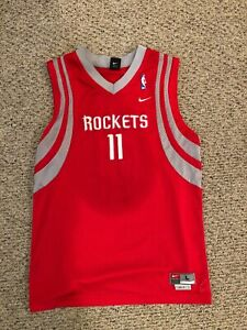 innovative design f6a5a d7dbd Details about Authentic Yao Ming Rockets jersey size Youth L