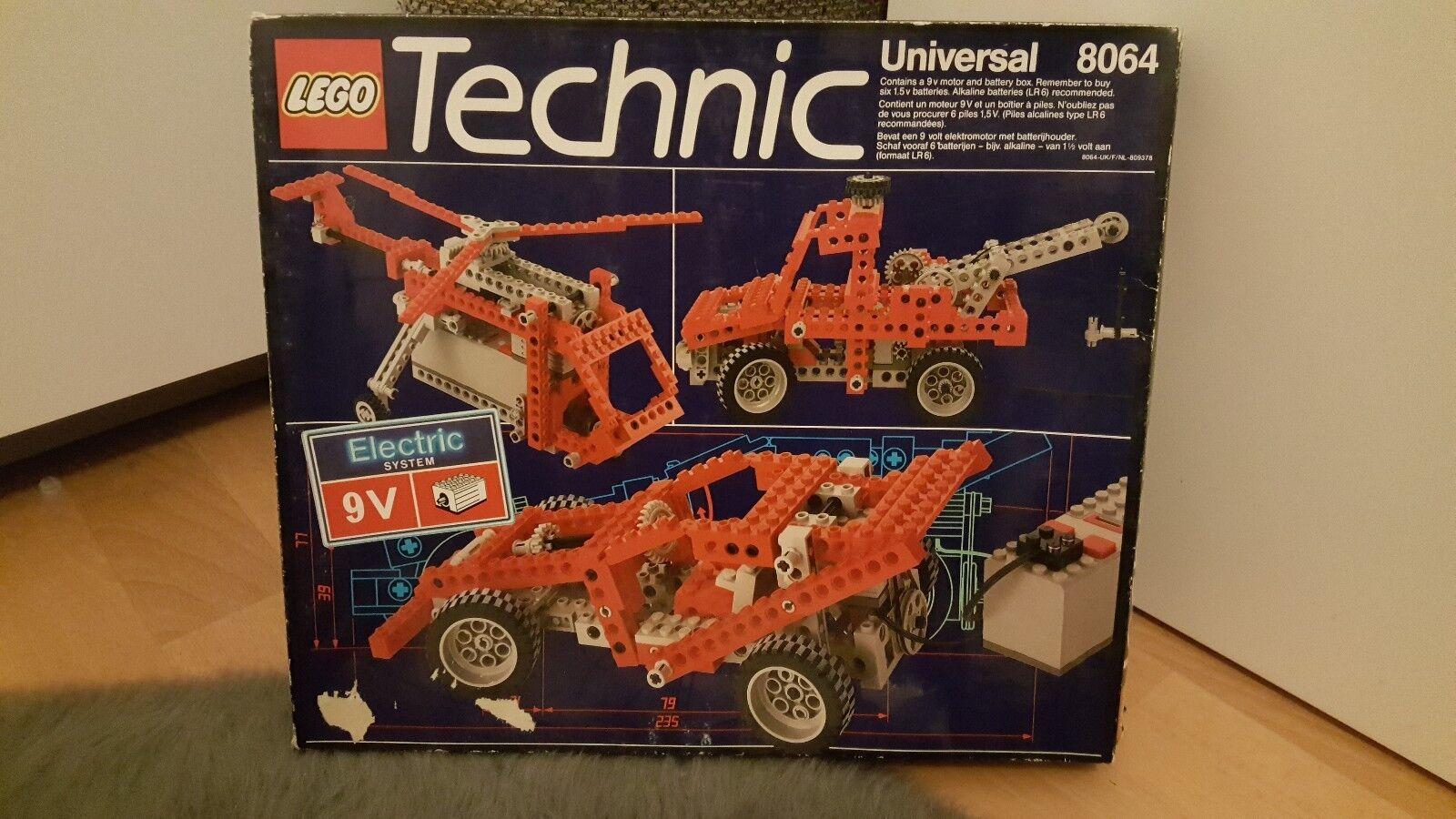 Lego Technic 8064