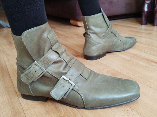 John Fluevog 9 US ankle boots, Vintage John Fluevo
