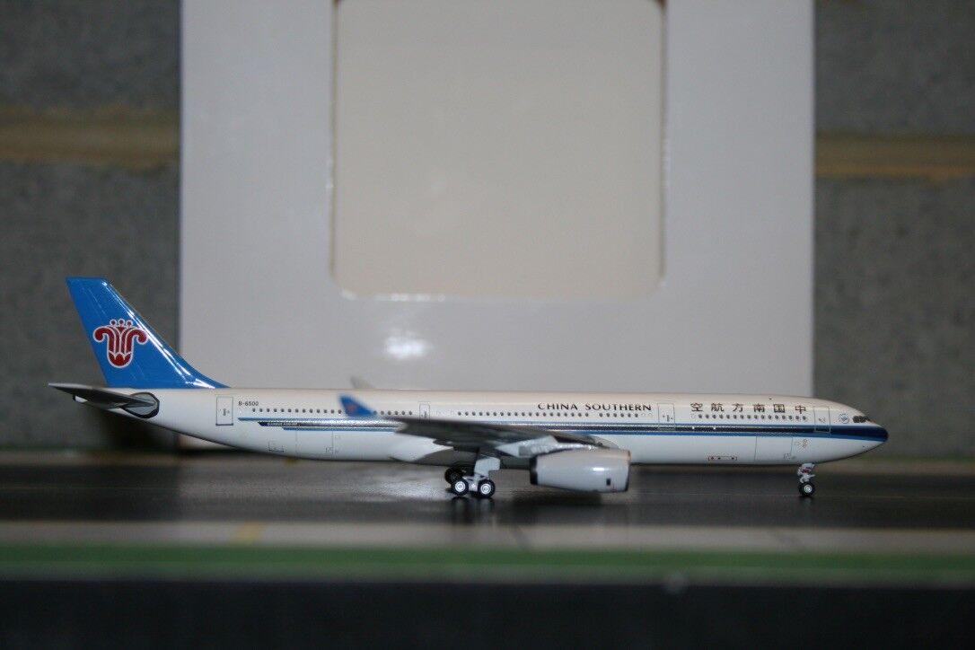 Aeroklassics 1 400 Kina Södra flygbusss A30 -300 B -6500 (ACB6500) modelllllerlerl plan