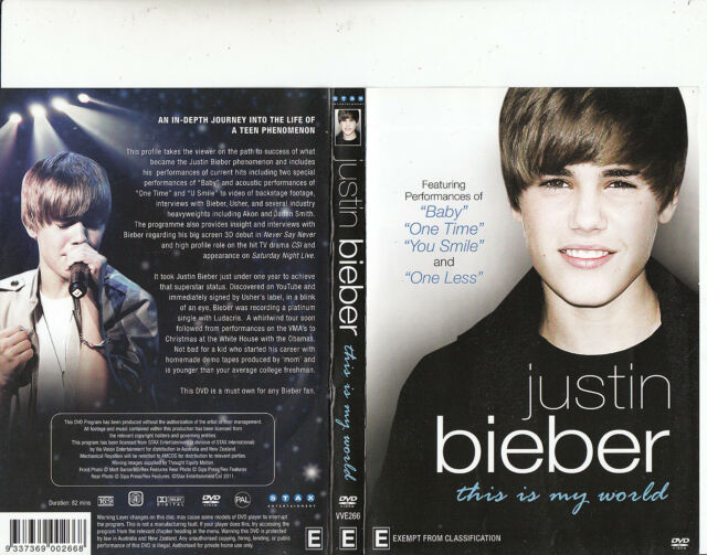Justin Bieber-This Is My World-2011-Justin Bieber-Music-DVD