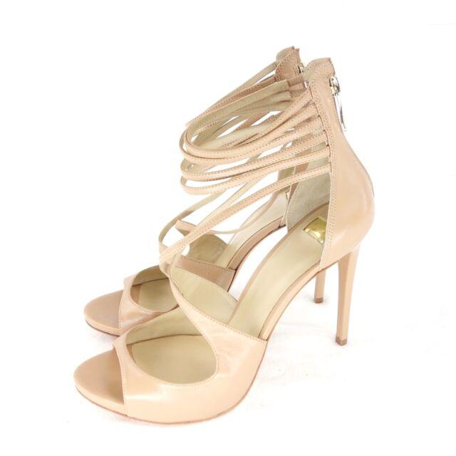 52b9701d Guess de Marciano Mujer Tacones Sandalias Zapatos 41 Cuero Estilete Np 249  Nuevo