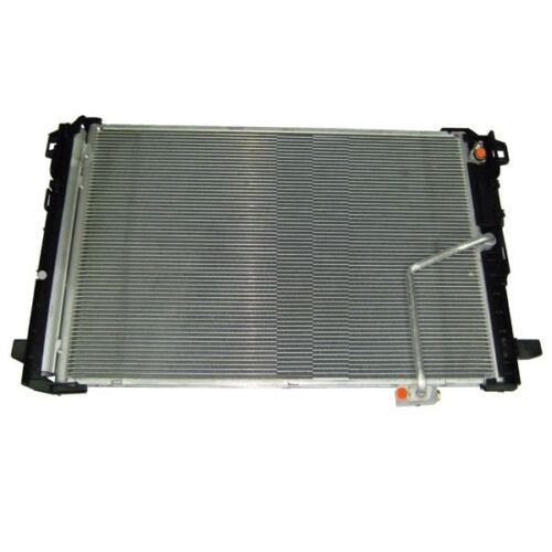 AIR CON RADIATOR BRAND NEW CONDENSER MERCEDES C-CLASS W204//E-CLASS W212//SLK