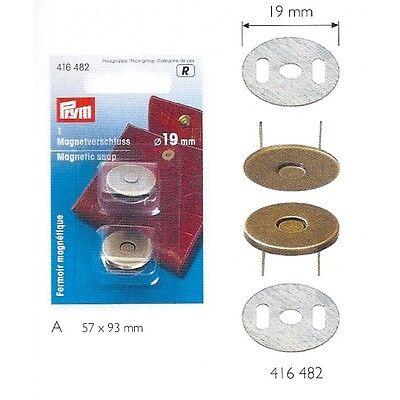 MOSCHETTONE per Borse e Accessori Argento 25 x 45mm PRYM 417910