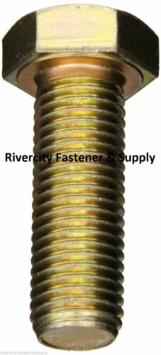 Hex head cap screws With Nuts /& Washers 1455 pieces Fine thread grade 8 bolt